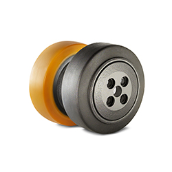 Drive Wheels for Fork Lifters